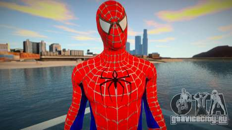 Spiderman 2002 Classic Suit для GTA San Andreas