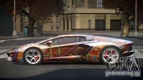 Lamborghini Aventador BS LP700 PJ2 для GTA 4
