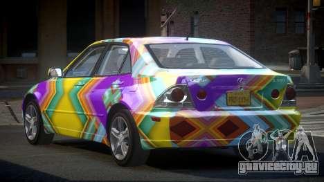 Lexus IS300 U-Style S9 для GTA 4
