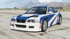 BMW M3 GTR (E46) Most Wanted〡add-on v2.2 для GTA 5
