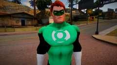 Green Lantern DC Universe для GTA San Andreas