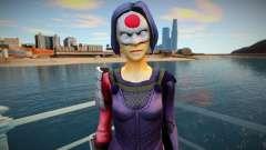 Katana from DC Legends для GTA San Andreas