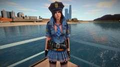 Helena Harper Cop для GTA San Andreas