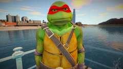 Ninja Turtles - Raphael для GTA San Andreas