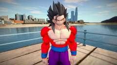 Gohan SSJ4 from Dragon Ball для GTA San Andreas