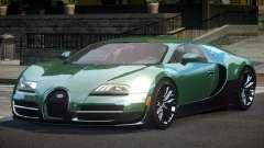Bugatti Veyron PSI-R для GTA 4