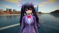 Megatagmesion Neptunia Skin v3 для GTA San Andreas