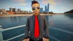 Claude Speed New Suit Combine для GTA San Andreas