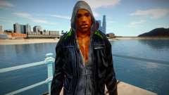 CJ 2014 skin v4 для GTA San Andreas
