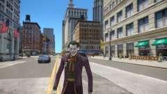 Spawn And Fight The Joker Anywhere для GTA 4