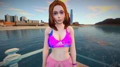 Samantha Samsung Virtual Assistant - (Smartphone для GTA San Andreas