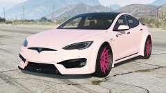Tesla Model S P100D Prior-Design 2017〡wide body kit v1.1 для GTA 5