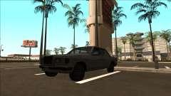 Заднеприводный Admiral для GTA San Andreas