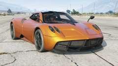 Pagani Huayra 2014〡add-on для GTA 5