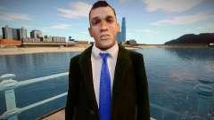 Американец в пальто для GTA San Andreas