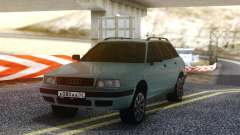 Audi 80 RUS Plates для GTA San Andreas