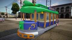 Mario Kart 8 Tram L