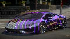 Lamborghini Huracan GST S9 для GTA 4