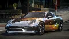 Porsche 718 Cayman GT4 S1 для GTA 4