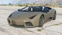 Lamborghini Reventon Roadster 2009〡add-on для GTA 5