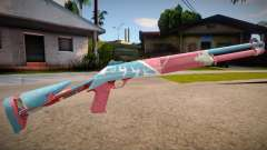 M1014 Invernal Free Fire для GTA San Andreas