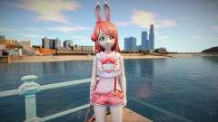 Ayumu Uehara - Exciting Animal [Removable] v1 для GTA San Andreas