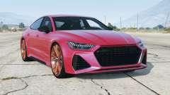 Audi RS 7 Sportback 2020〡add-on для GTA 5