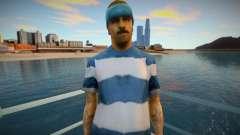 New vla1 skin (good model) для GTA San Andreas