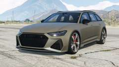 Audi RS 6 Avant (C8) 2019〡add-on v2.0 для GTA 5