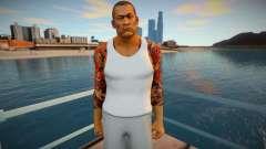 Wei Hai Lee - Yakuza 0 для GTA San Andreas