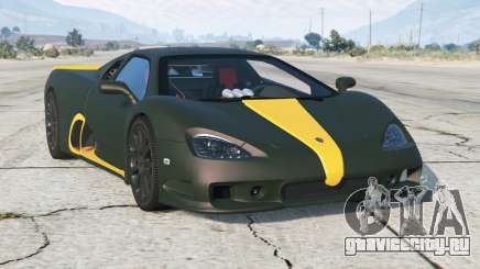 SSC Ultimate Aero 2009 v1.1 для GTA 5