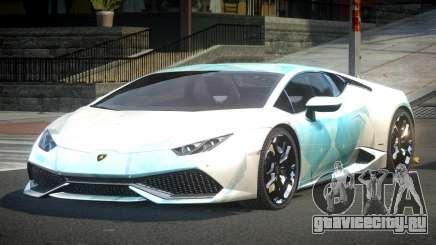 Lamborghini Huracan LP610 S2 для GTA 4
