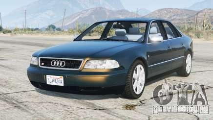 Audi S8 (D2) 1996 v1.4 для GTA 5