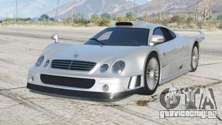 Mercedes-Benz CLK GTR AMG Coupe 1998〡add-on для GTA 5