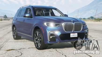 BMW X7 xDrive50i M Sport (G07) 2020〡add-on v1.1 для GTA 5
