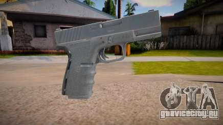 RE2: Remake - Glock 19 для GTA San Andreas