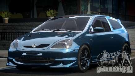 Honda Civic U-Style для GTA 4