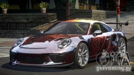 Porsche 911 BS GT3 S10 для GTA 4