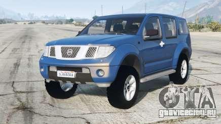 Nissan Pathfinder (R51) 2010 для GTA 5
