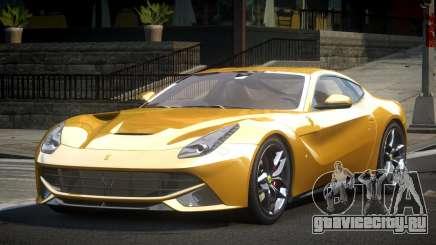 Ferrari F12 BS Berlinetta для GTA 4