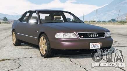 Audi S8 (D2) 1996〡add-on v1.4 для GTA 5