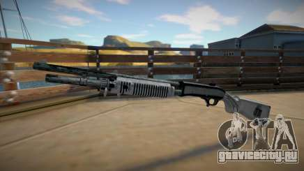 Benelli M3 Super 90 black для GTA San Andreas