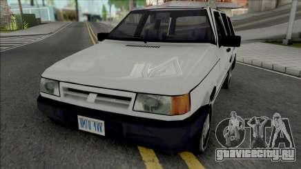 Fiat Elba 1995 для GTA San Andreas