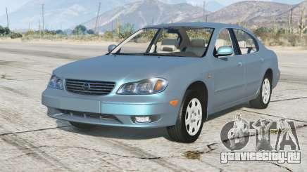 Nissan Maxima (A33) 2000〡add-on для GTA 5