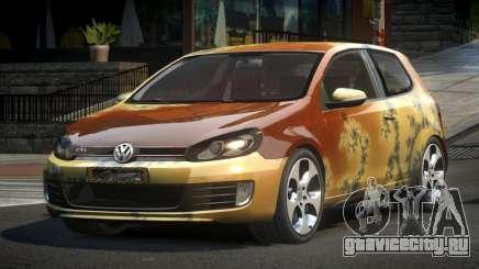 Volkswagen Golf GST S4 для GTA 4