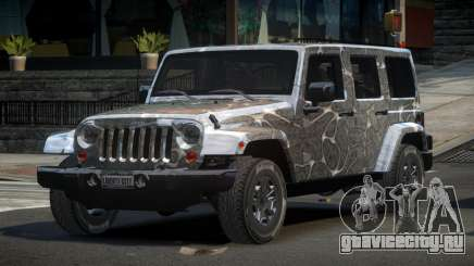 Jeep Wrangler PSI-U S5 для GTA 4