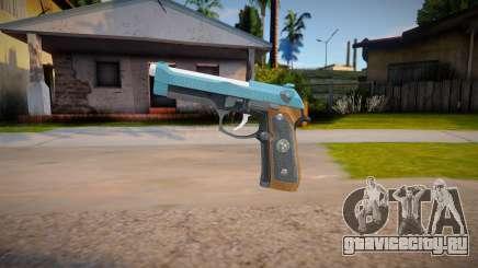 RE2: Remake - Samurai Edge Colt v2 для GTA San Andreas