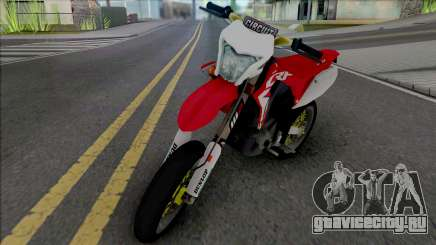 Honda CRF 150L Supermoto для GTA San Andreas