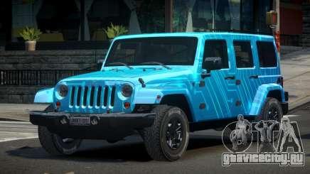Jeep Wrangler PSI-U S1 для GTA 4