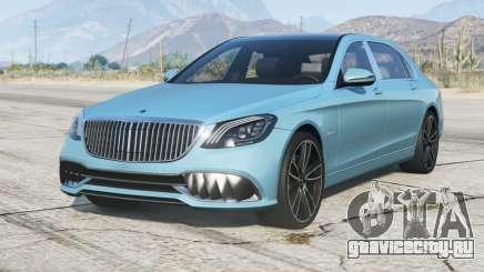 Mercedes-Maybach Rolfhartge MR 500 (X222) 2018〡add-on для GTA 5